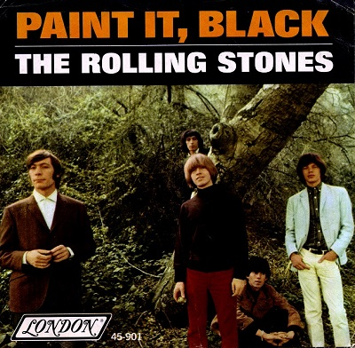The Rolling Stones, Paint It Black The Rolling Stones, Guy Webster, Guy Webster Big Shots