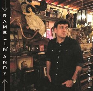 Ramblin' Andy 'Tin Pan Alley Blues'