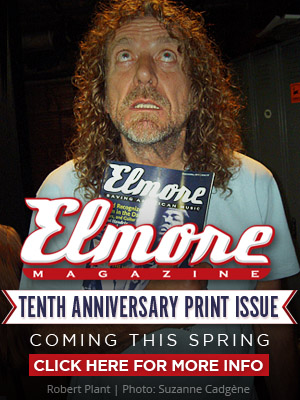 Elmore Magazine Tenth Anniversary Print Issue