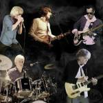 The Yardbirds, Jim McCarty, Jeff Beck, Jimmy Page, Eric Clapton