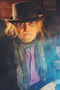 Ray Wylie Hubbard, hey mama my time ain't long, the ruffian's misfortune