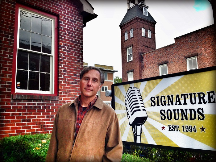 Jim Olsen, Signature Sounds, Northampton Massachusetts