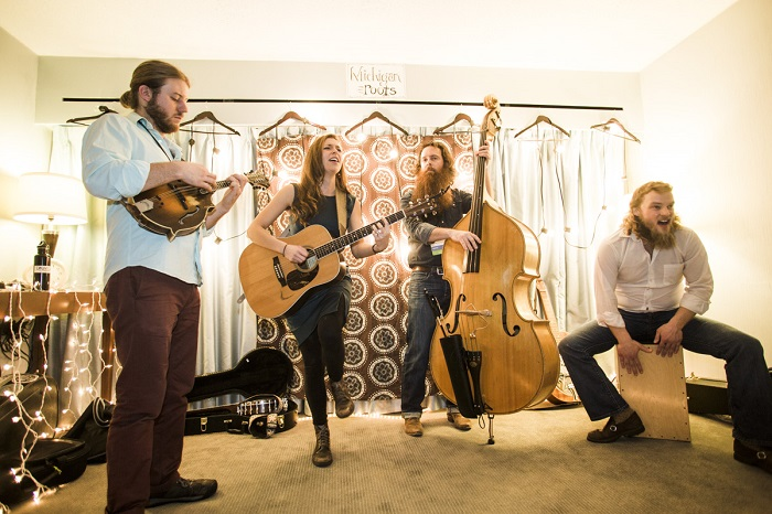 Lindsay Lou & the Flatbellys, folk music, Folk Alliance, Folk Alliance Conference, Folk Alliance International