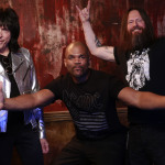"Marky Ramone, The Ramones, Darryl ""DMC"" McDaniels, Run DMC, Gary Holt, Slayer, Exodus"