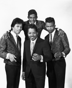 Curtis Knight and the Squires, Jimi Hendrix