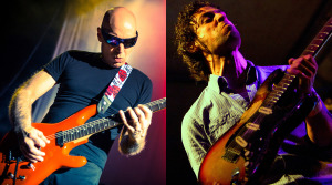 Joe Satriani, Dan Patlansky, Shockwave Tour