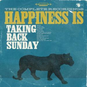 Taking Back Sunday, Happiness Is Taking Back Sunday, Adam Lazzara