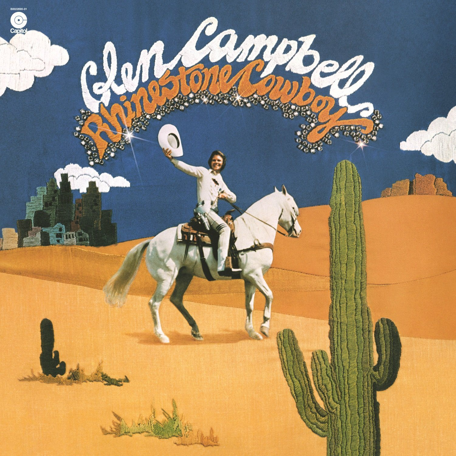 listen to a rare bside from glen campbell�s �rhinestone