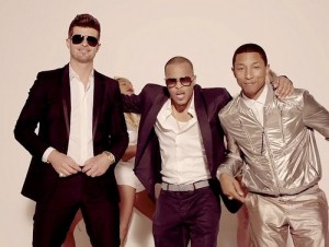 Thicke, Pharrell, & T.I.