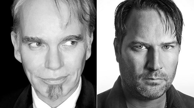 Billy Bob Thornton (left) courtesy of Rogers & Cowan , JD Andrew (right) courtesy of JD Andrew