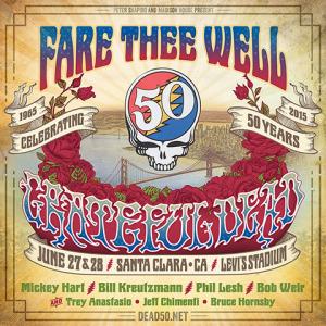 Grateful Dead, Grateful Dead Farewell, Santa Clara