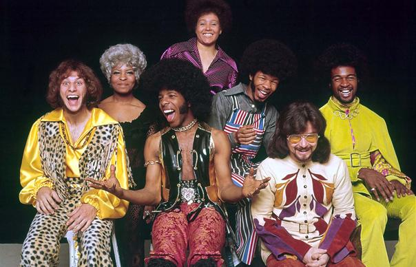 Sly The Family Stone Everyday People Sing A Simple Song