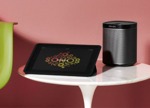 sonos, sonos play:1, wireless speakers