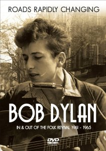 bob dylan, folk music, folk revival, roads rapidly changing