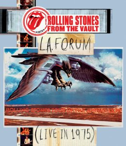 rolling stones, rolling stones from the vault, from the vault: la forum
