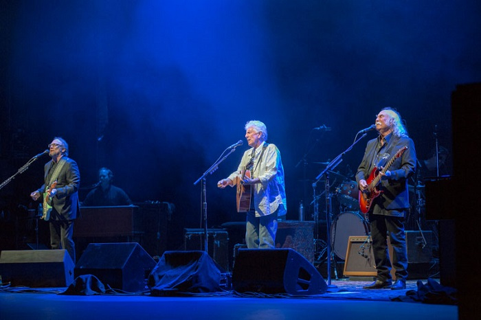 Graham Nash, David Crosby, Crosby Stills and Nash