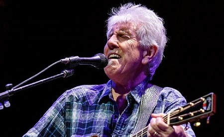 Graham Nash Talks LSD, Joni Mitchell And The Fate Of The World