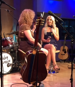 Ashley Monroe talks to Ann Powers