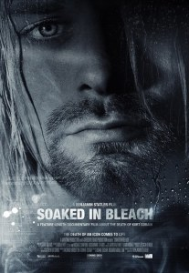 kurt cobain, nirvana, soaked in bleach