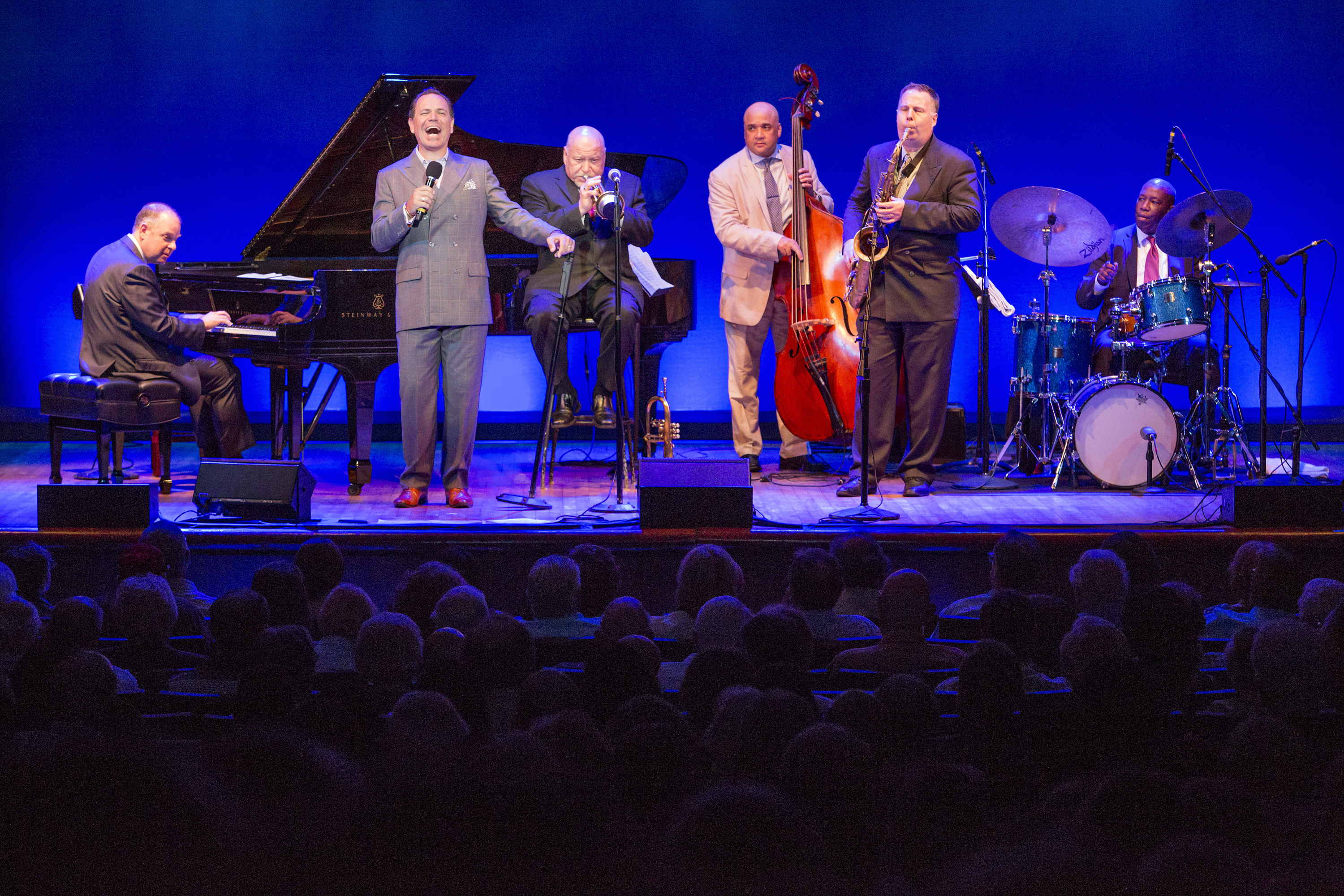 My Spotify Wrapped >> Swing A Song Of Sinatra at the 92Y Jazz in July Festival – Elmore Magazine