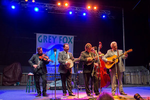 The Del McCoury Band by Jake Jacobson