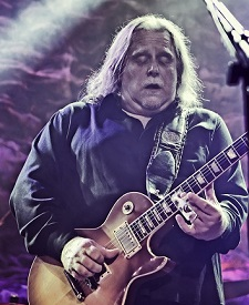 Warren Haynes Rocks New York
