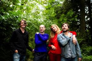 Stephen Malkmus & the Jicks by Leah Nash