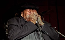 James Cotton Celebrates His 80th On Stage