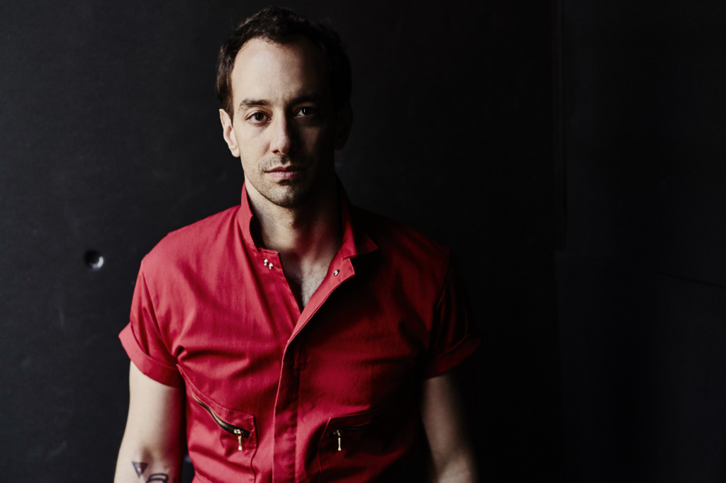 Albert Hammond Jr. by Jason McDonald