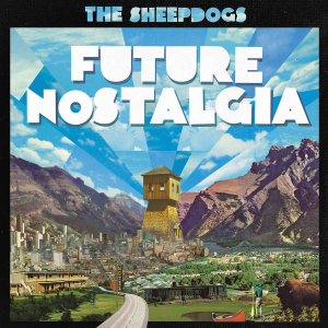 the sheepdogs, future nostalgia