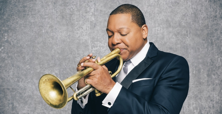 Wynton Marsalis by Joe Martinez
