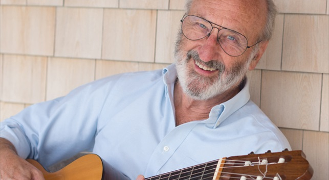 noel paul stookey, paul stookey, peter paul and mary, folk music, greenwich village, museum of the city of new york