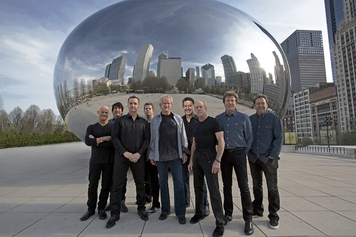 chicago, rock and roll hall of fame induction