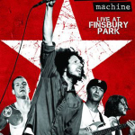 rage against the machine, live at finsbury park