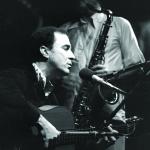 João Gilberto and Stan Getz by Tom Copi/San Francisco
