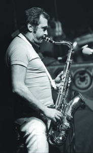 Stan Getz by Tom Copi/San Francisco
