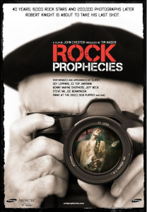 robert knight, rock prophecies