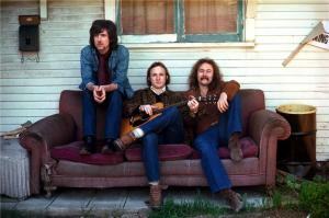 Crosby, Stills and Nash by Henry Diltz