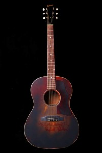 "Lot 312: 1966 Gibson Featured in the Film ""In Cold Blood"" ($125,000-$175,000)"