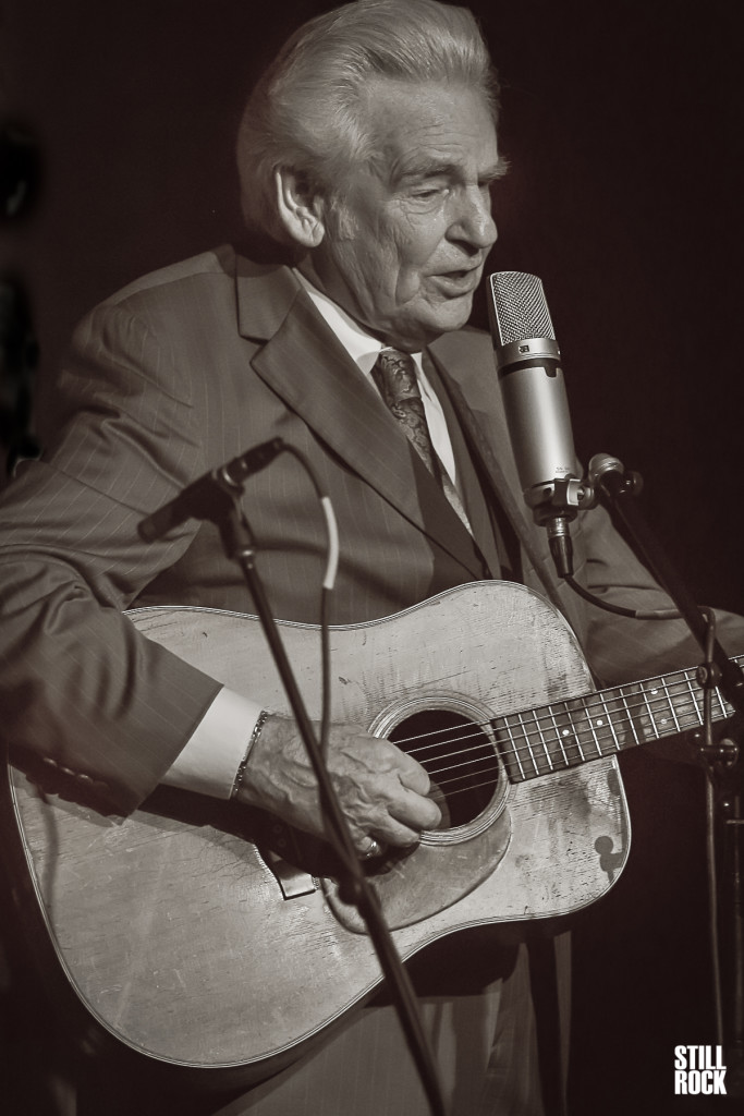 Del McCoury at City Winery in 2014 by Lou Montesano