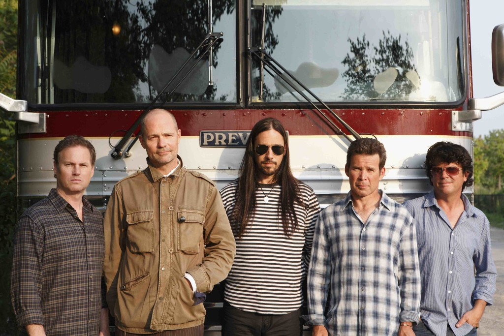 The Tragically Hip by Gordon Hawkins