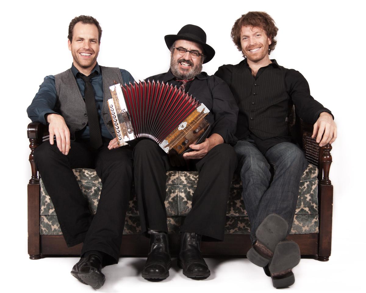 Yves Lambert Trio by Josue Bertolino