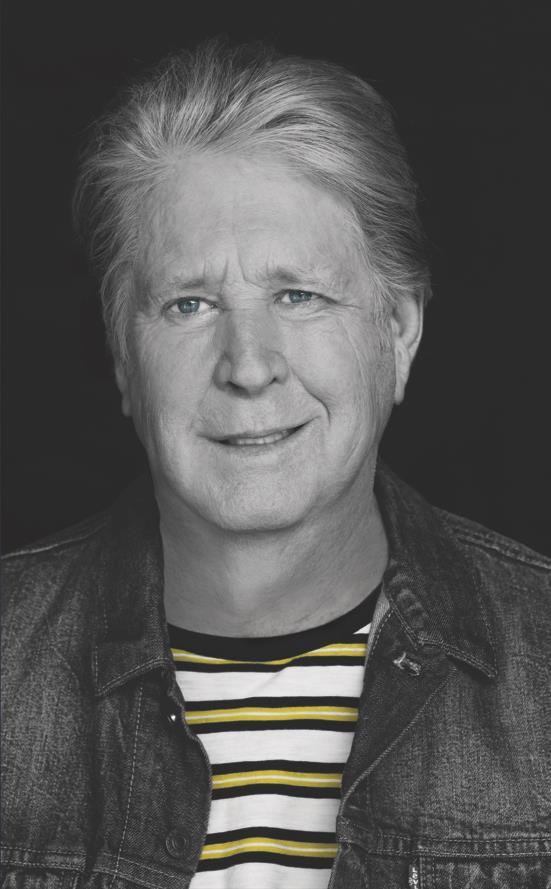 Brian Wilson by Brian Bowen Smith