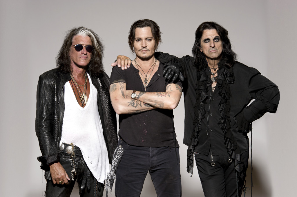 Hollywood Vampires by Ross Halfin