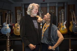 John McEuen and Martha Redbone