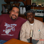Matt Angus and Pinetop Perkins