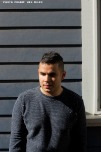 ROSTAM by Wes Miles