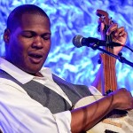 "Jerron ""Blind Boy"" Paxton at the Iridium"