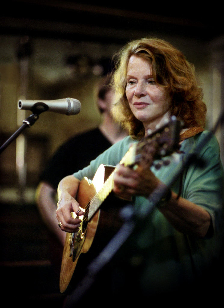 Bonnie Dobson at the 2013 St. Giles festival by Laurie Lewis