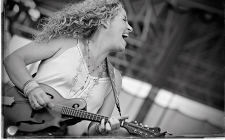 Amy Helm at the Newport Folk Fest